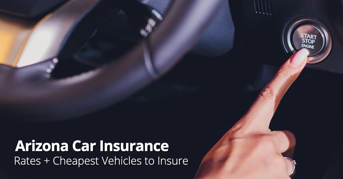 Arizona car insurance cost image