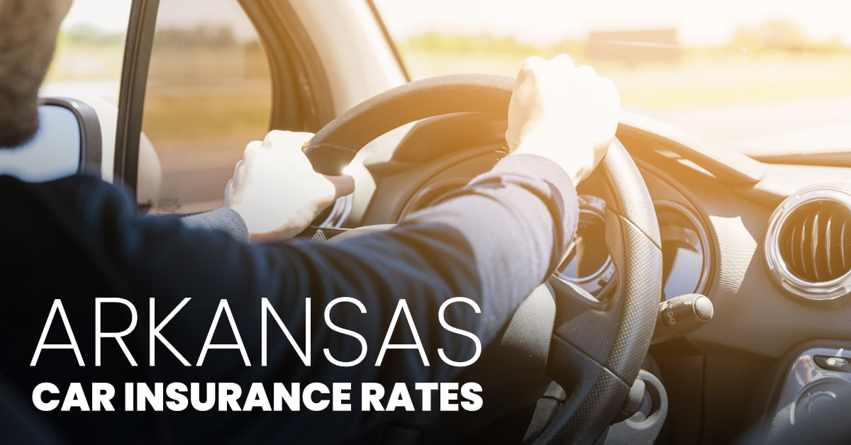 Arkansas car insurance rates photo illustration