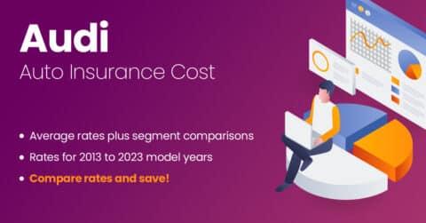 Audi Vehicles insurance illustration