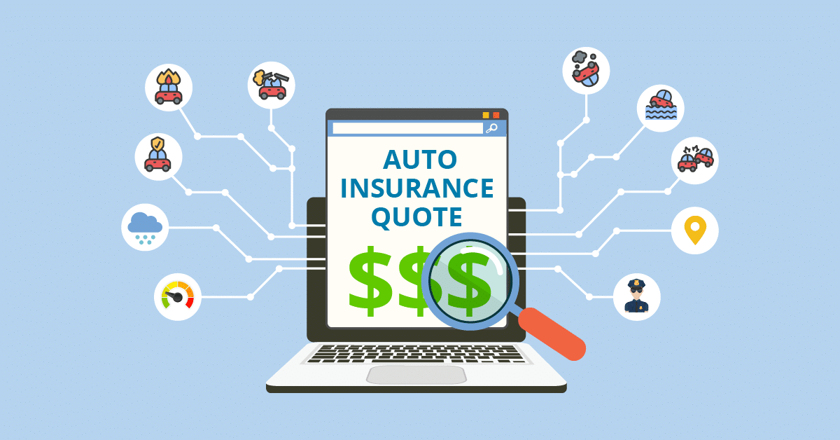 car insurance rate factors