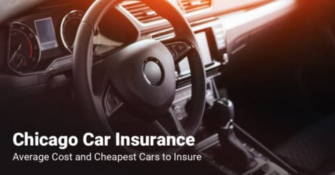 Chicago car insurance cost and cheapest vehicles to insure