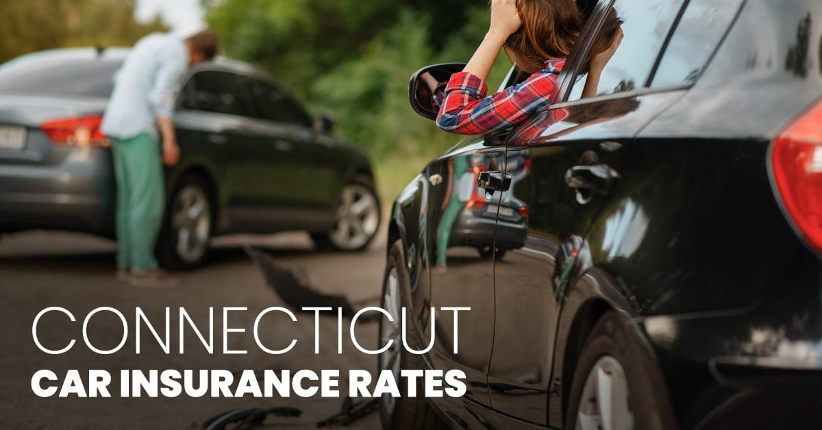 Connecticut car insurance photo illustration
