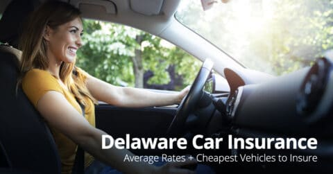 Delaware car insurance feature image