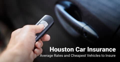 Houston car insurance cost and cheapest vehicles to insure
