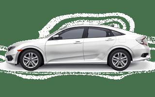 Midsize sedan icon