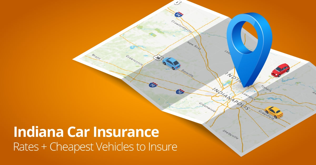 Indiana car insurance feature image