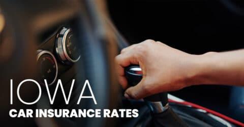 Iowa car insurance rates photo illustration