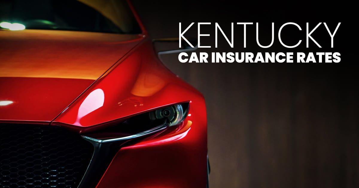 Kentucky car insurance photo illustration