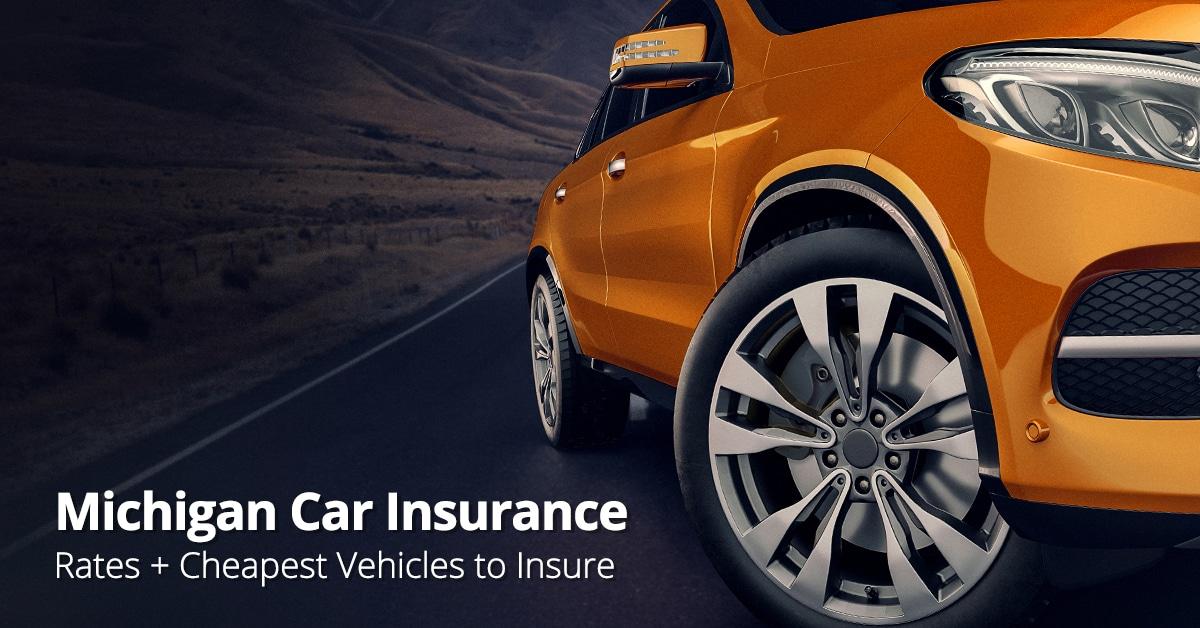 Michigan car insurance cost photo illustration