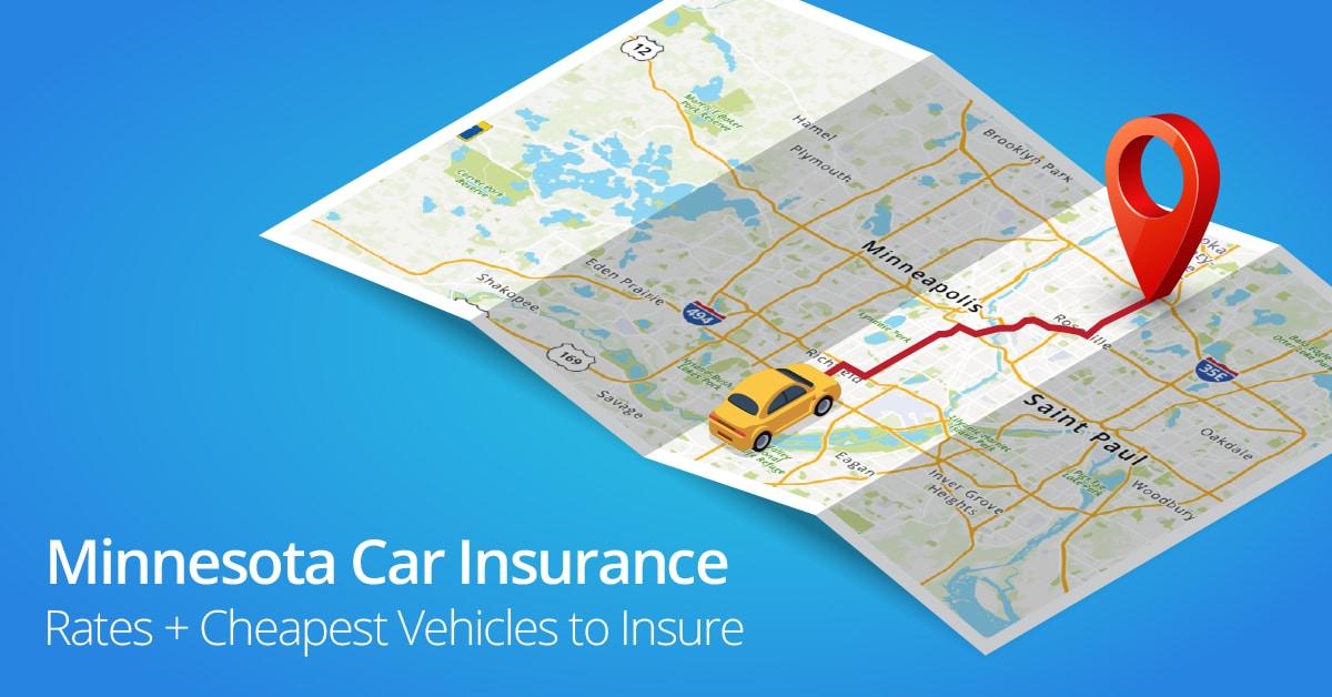 Minnesota car insurance feature image