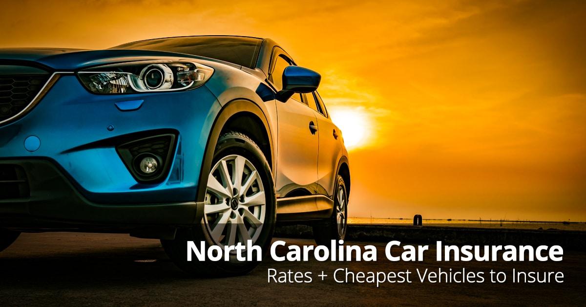 North Carolina car insurance photo illustration
