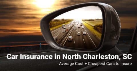 North Charleston, SC, car insurance cost and cheapest vehicles to insure
