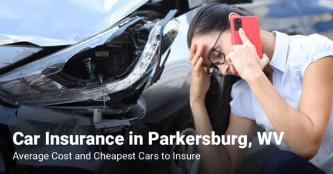Parkersburg, WV, car insurance cost and cheapest vehicles to insure