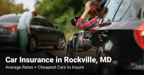 Rockville, MD, car insurance cost and cheapest vehicles to insure