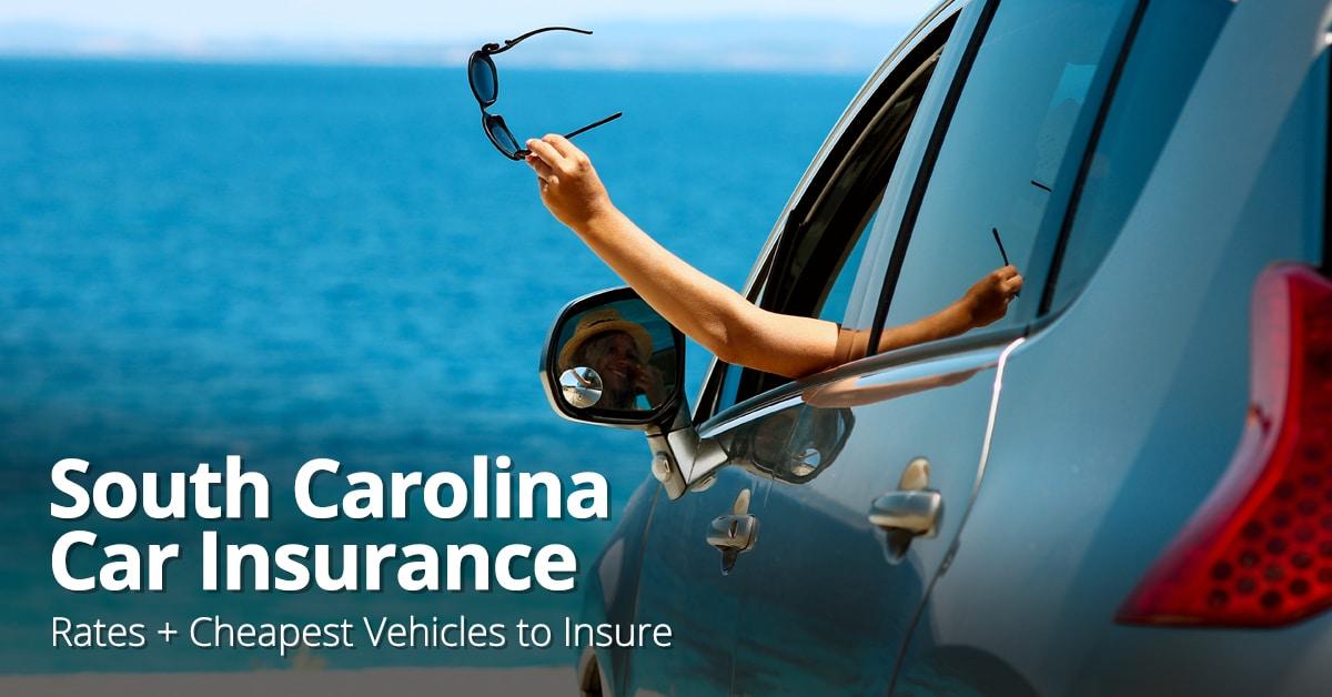 South Carolina car insurance rates photo illustration