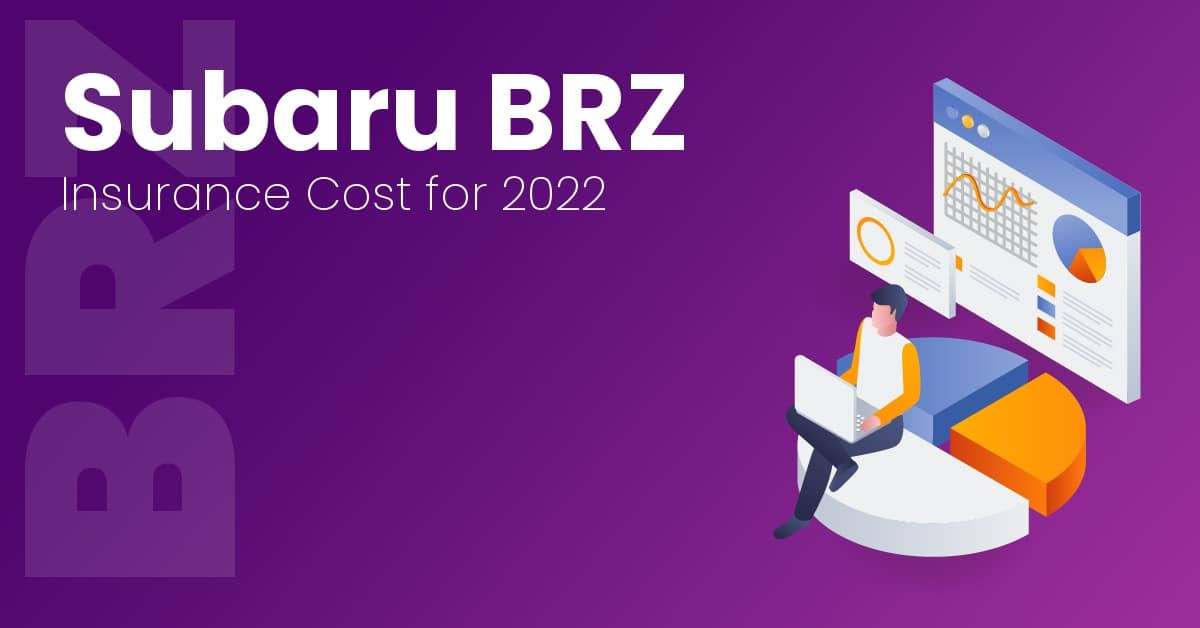 Subaru BRZ insurance illustration