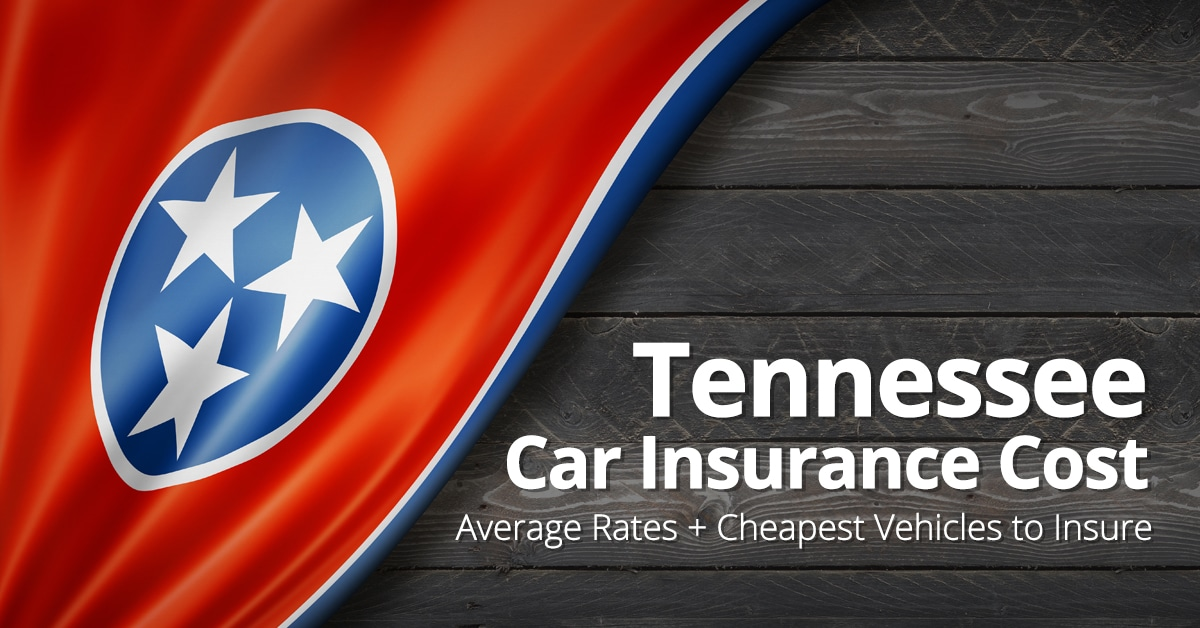Tennessee car insurance cost feature image