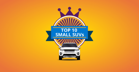 Top 10 small SUV insurance rates