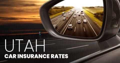 Utah car insurance cost photo illustration